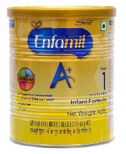 Enfamil A With Dha Stage 1 Infant Formula - 400 Gm