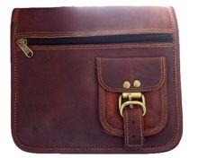 leather money bag