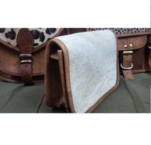 leather sling side bag for girls