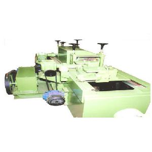Disc Drawing Straightening Cutting And Polishing Machine