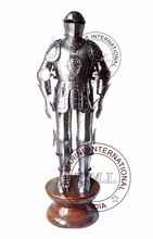 Mini Decorative Medieval Knight Full Armor Suit