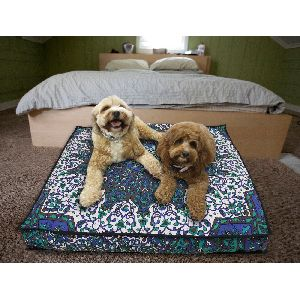 Cushion Cover Dog Bed Square