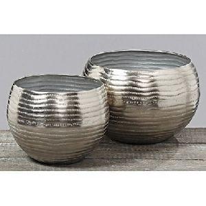Aluminum Designer Bowl