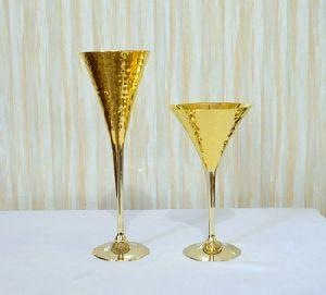 Brass Metal Wine Goblet