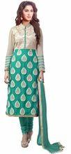Georgette Fabric Semi Stitched Salwar Kameez