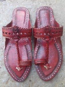 Leather Kolapuri