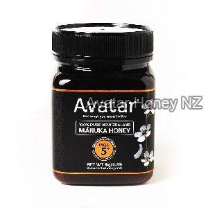 5 Plus MGO Manuka Honey