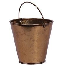 BUCKET SHAPE PLANTER