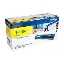 Brother Tn-240 Yellowtoner Cartridge