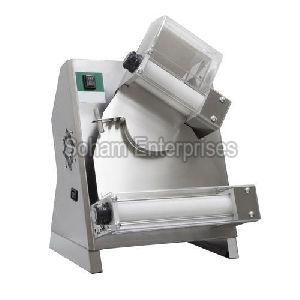 Semi Automatic Pizza Dough Rolling Machine