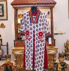 Cotton Stitched Suit