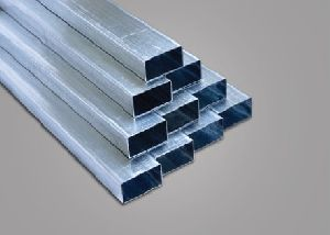Galvanized Steel Rectangular Pipes