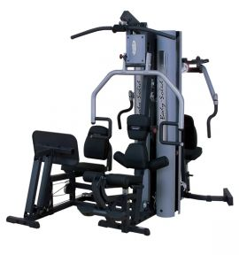 BODY SOLID TWO STACK GYM