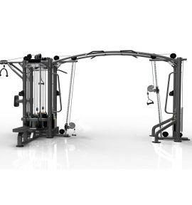 Impulse 5 Station Multi Gym