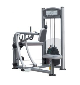 Impulse Seated Row Machine Gym Equipment