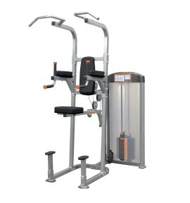 Impulse Weight Assisted Chin/dip Combo Gym Machine