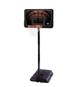 Lifetime 90040 Height Adjustable Portable Basketball Pole