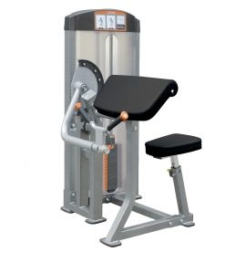 Mpulse Arm Curl Machine