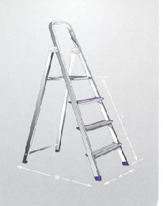 Light Aluminium Ladder