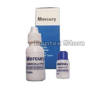 Liquid Mercury