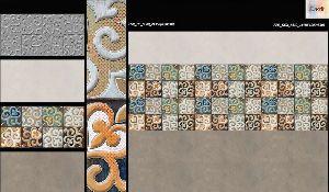 300x600 Mm Punch Tiles