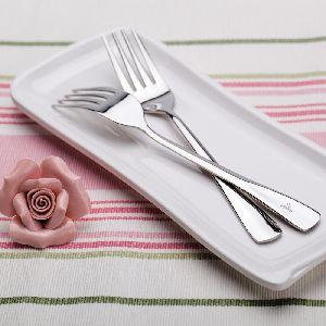 Handmade Copper Steel Cutlery Set