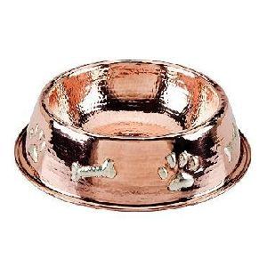Non-slip Copper Pan