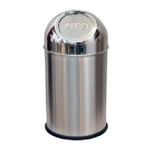 Soft Close Stainless Steel Design Dustbin