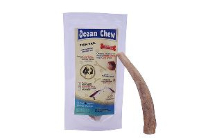 Dog Fish Bone Chews