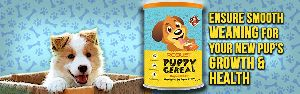 Robust Puppy Cereal 500g