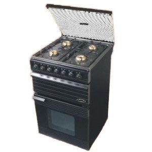 Flamez Black Cooking Range