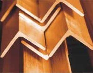 Copper Nickel Alloy Angle Bars