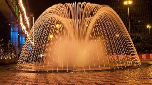 Crown Jet Fountains