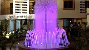 Dandelion Water Fountains