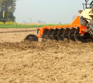 Poly Disc Harrow