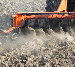 Robust Poly Disc Harrow