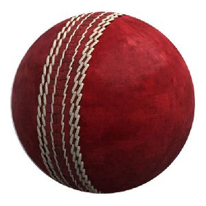 Leather Cricket Ball