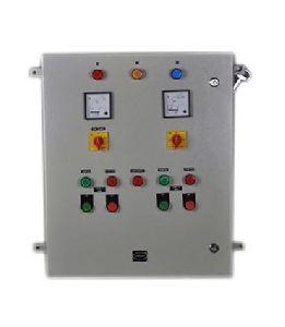 3 Phase Start Delta Control Panel Box