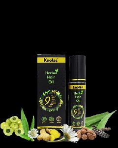 Knotss Herbal Hair Oil