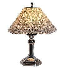 Decorative shinny Crystal Table lamp