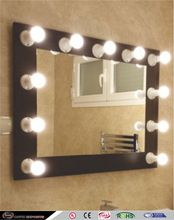 table vanity mirror
