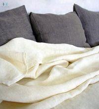 Cotton blanket bedspread
