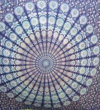 cotton Handmade bedspread