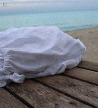 Set Linen bed sheet