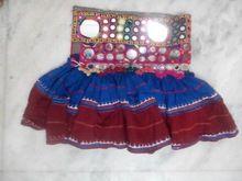 Cotton Banjara Short Skirt