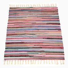Handmade Cotton Floor Mat