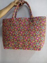 VINTAGE BANJARA BAG TRIBAL EMBROIDERY GYPSY SHOULDER BAG