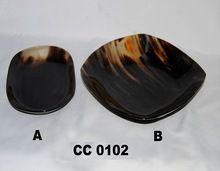 Buffalo Horn Serving Platters