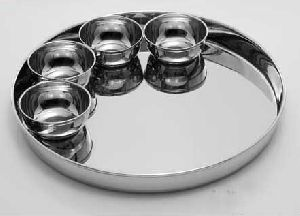 Stainless Steel Thali Set
