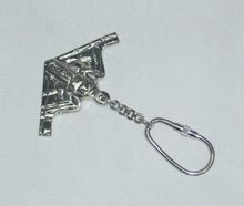 Aeroplane Model Key Chains